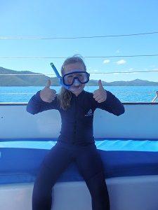 Australein Familienreise - Schnorchelausflug Australien mit Kindern