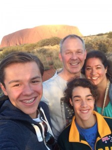 Australien mit Kindern Familienreise Down Under