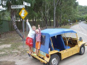 Australien Familienreise mit Kindern Magnetic Island