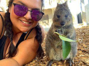 Leah Rashid - Australien Reisespezialistin