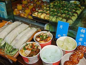 china tibet chengdu food