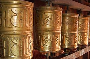 tibet gebedsmolens