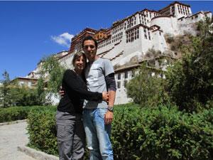 tibet china lhasa potala