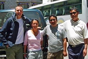 tibet lokale vertegenwoordigers