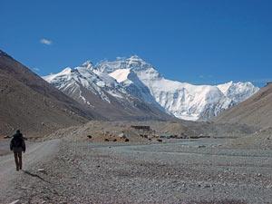 tibet lopen everest