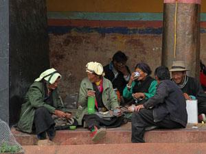 tibet lunchen gyantse