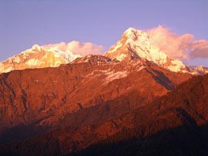 Tibet Nepal Pokhara trekking