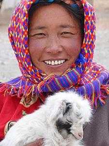 tibet nomade nam tso