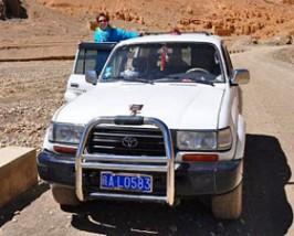 tibet onderweg nepal