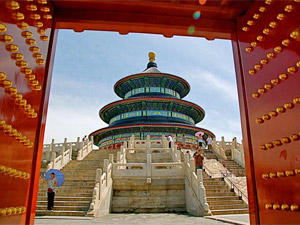 china temple of heaven beijing