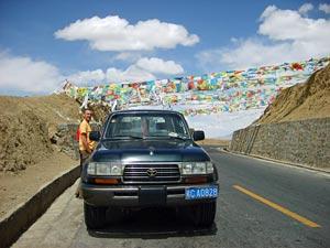 tibet vakantie jeep guido