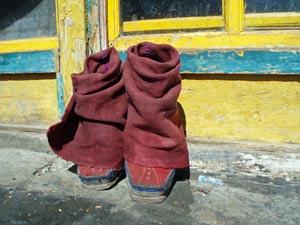 tibet kledingadvies