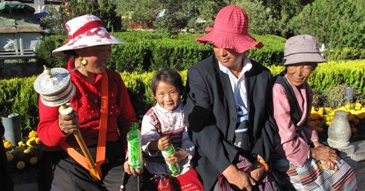Ontmoetingen tijdens je reis Tibet