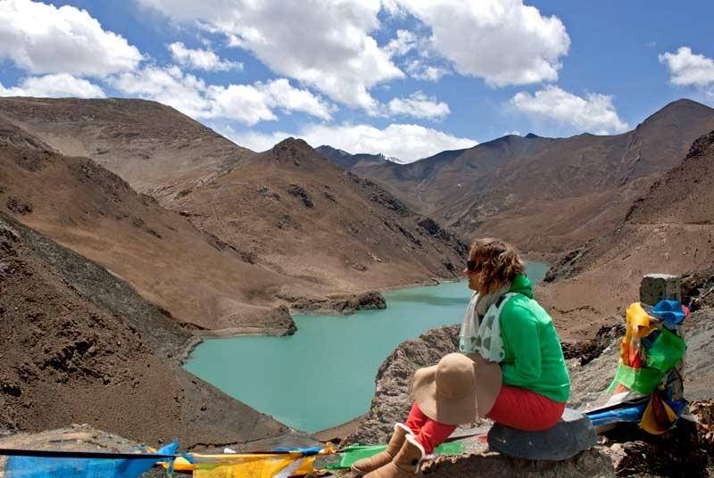 Reizigster Bea - reizen Tibet