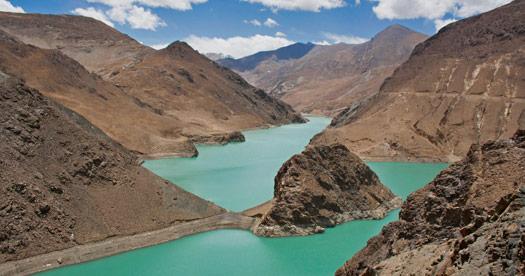 Vakantie Tibet - meer