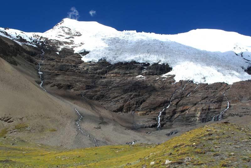 Tibet vakantie - uitzicht