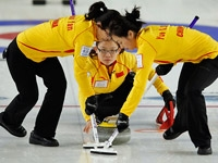curling china sport