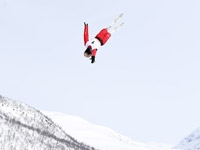 freestyle skien china sport