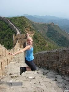 beijing muur china reis