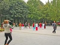 zomerspelen china sport plein