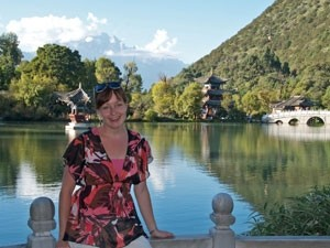 reisspecialist riksja china