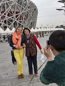 op de foto china reizen