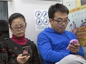 China telefoon lokaal