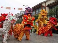 drakendansen china nieuwjaar