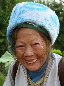 chinese vrouw china reis