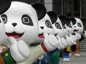 duim panda china