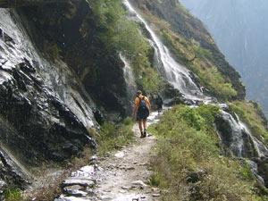 china trekking