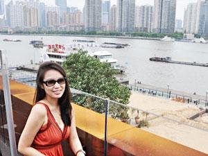 rivier uitzicht china