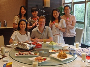 golden week china eten
