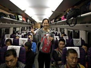 Treinreizen China