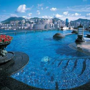 hotel in Hongkong met zwembad