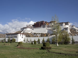 potala paleis tibet china