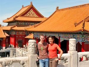 china reis beijing Chinese Muur Beijing