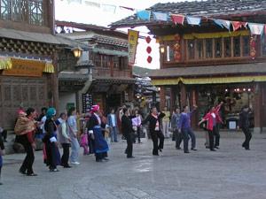 shangrila dans china