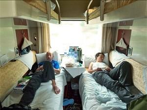 soft sleepercabine china reis