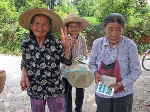vrouwen china