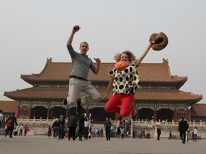 hemelse vrede plein china
