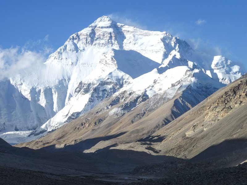 Dwars door de Himalaya Nepal Tibet Kathmandu
