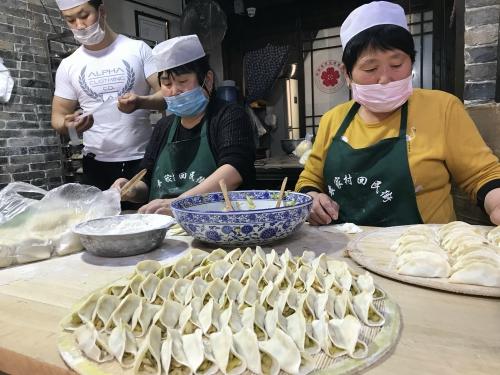 Foodtour Xi'an