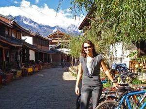 baisha bikes lijiang china