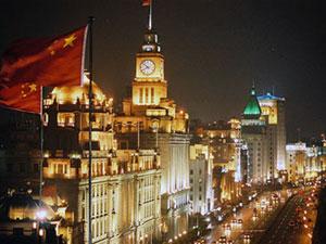 Bund Shanghai-reis