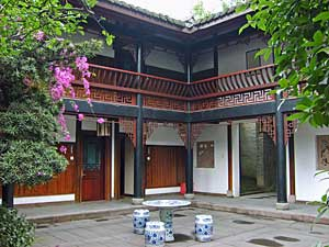 chengdu hotel china