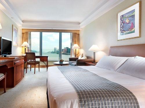 china luxe hotelkamer