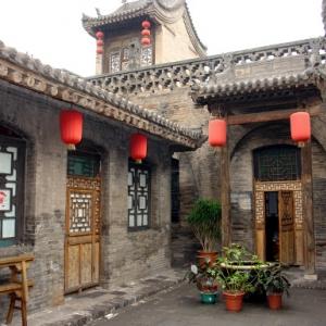 China Pingyao lotustempel