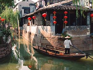 china reizen zentuinen
