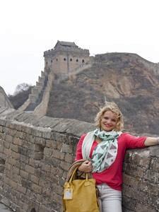 Chinese Muur wandeling